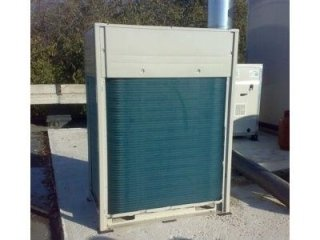 pompa calore volume variabile