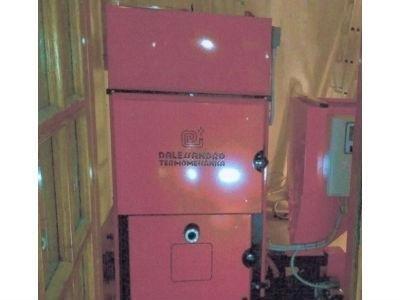 generatore aria pellet