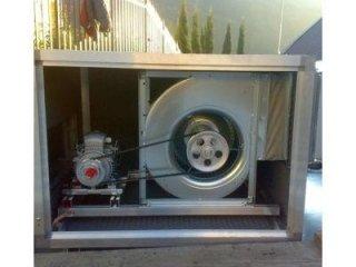 manutenzione ventilatore