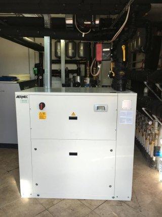 impianto geotermico riscaldamento