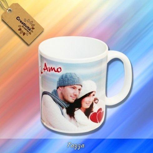 La tazza con la tua foto!