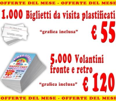 offerta stampa digitale