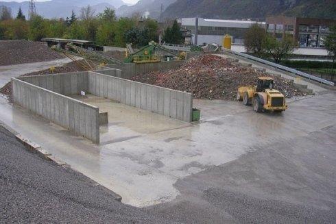 Siamo attrezzati per operare con i rifiuti non pericolosi.