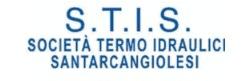 S.T.I.S., Società Termo Idraulici Santarcangiolese - Logo
