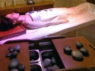 Aroma Stone Massage
