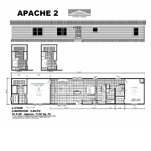 Apache on Southern Plantation Home Plans