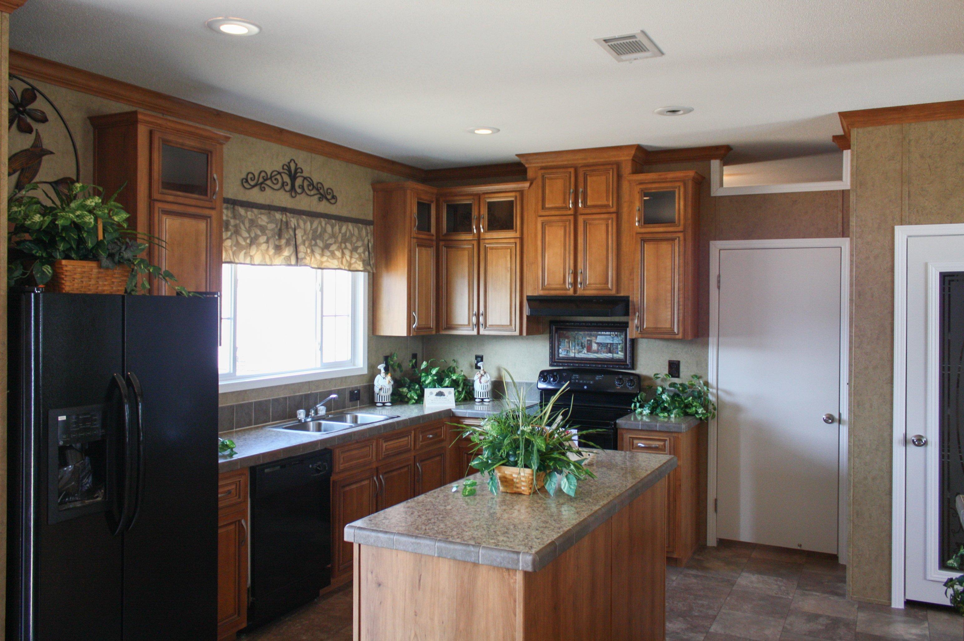 kitchen in manufactured modular home - Pensacola, FL