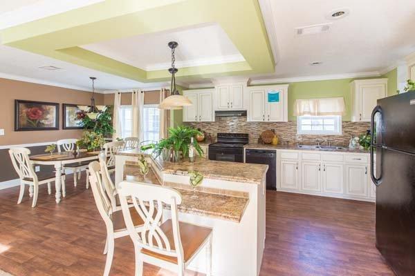 kitchen in manufactured home - Pensacola, FL