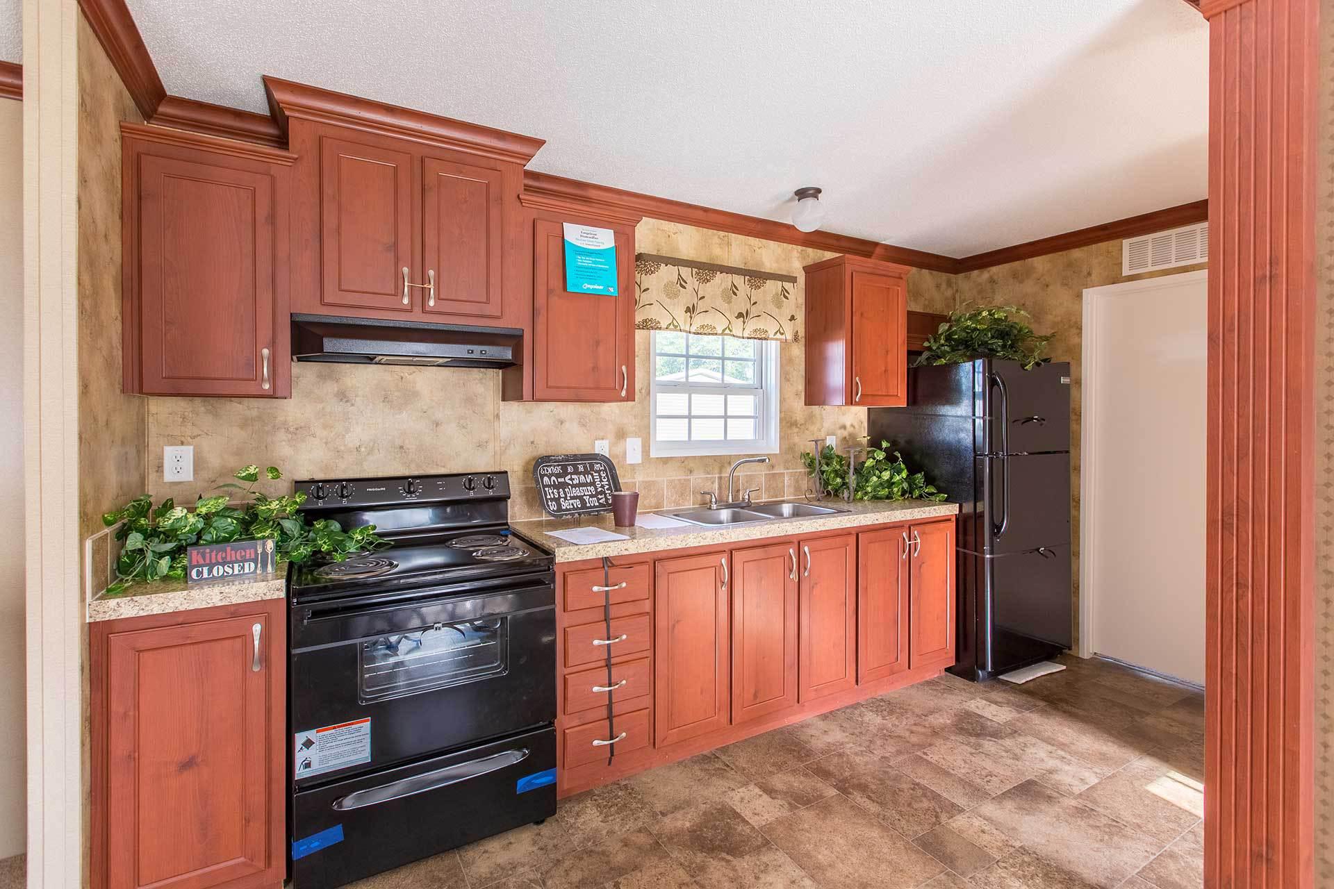 modular home kitchen - Gulf Breeze, FL