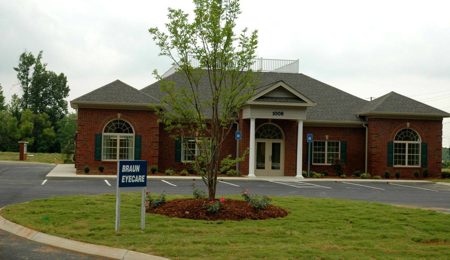 Our eye clinic in Dalton, GA