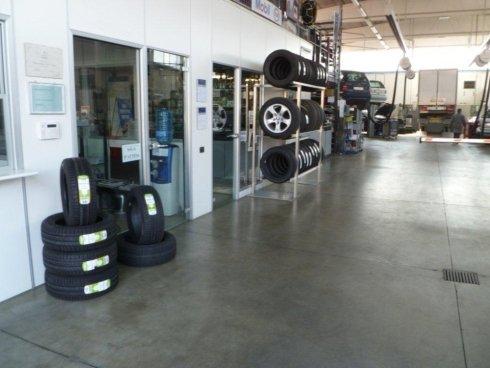 assistenza pneumatici