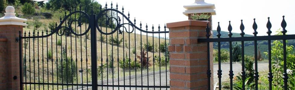 recinzioni metalliche gianni neri