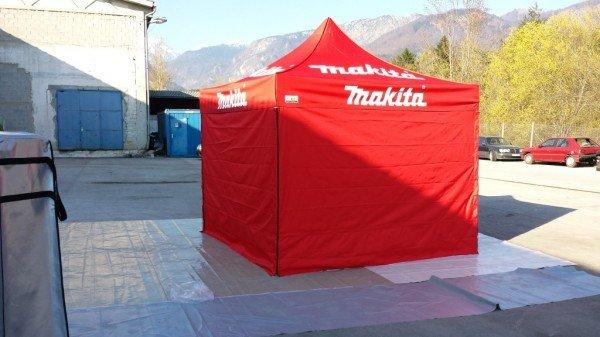 Zložljiv šotor Makita