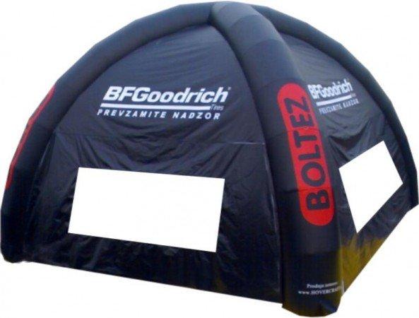 Napihljiv reklamni šotor BFGoodrich