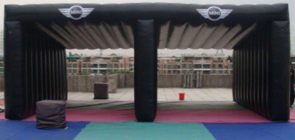 Napihljiv reklamni šotor MINI