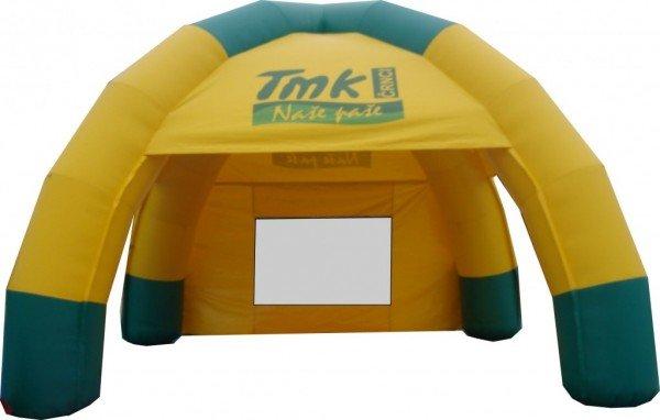 Napihljiv reklamni šotor TMK