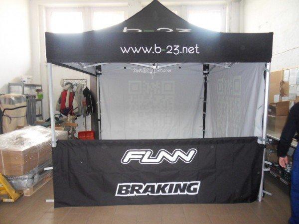 Zložljiv šotor Flann