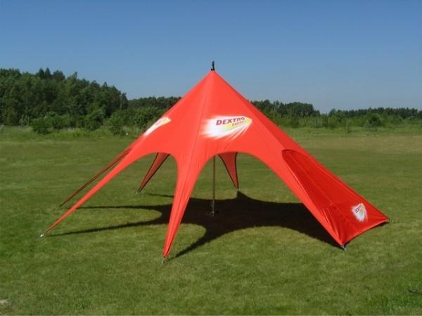 Zložljiv zvezdasti šotor Dextro