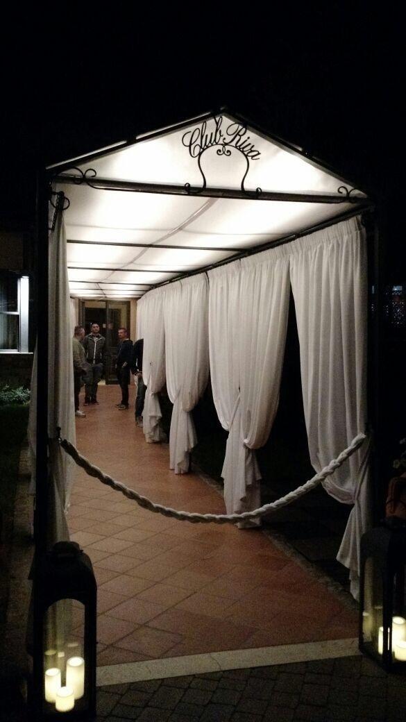 tende e tendaggi