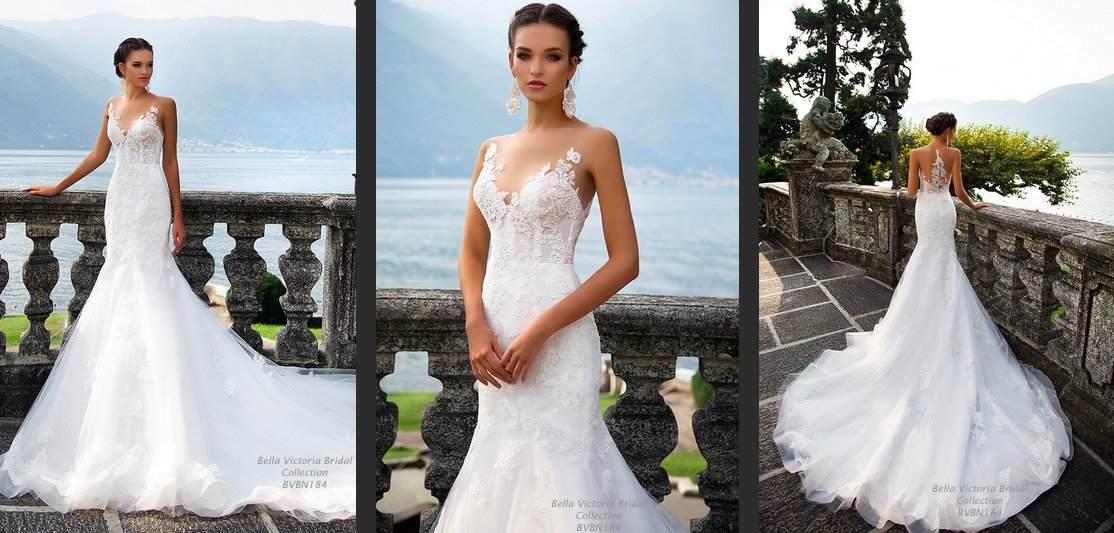 Bella Victoria Bridal Wedding Gown BVBN184