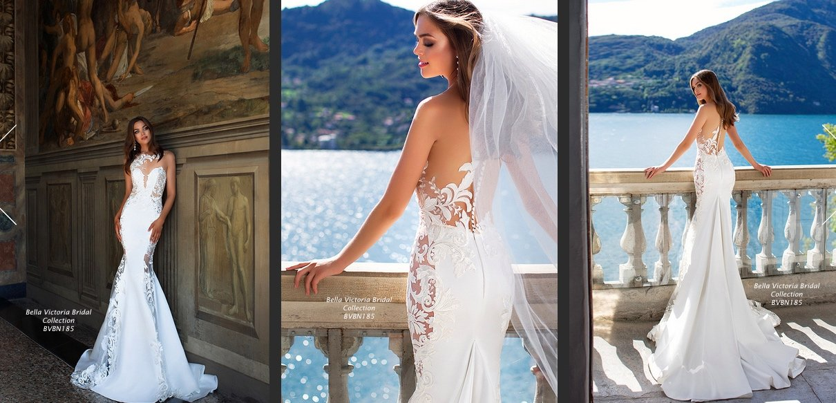 Bella Victoria Bridal Wedding Gown BVBN185