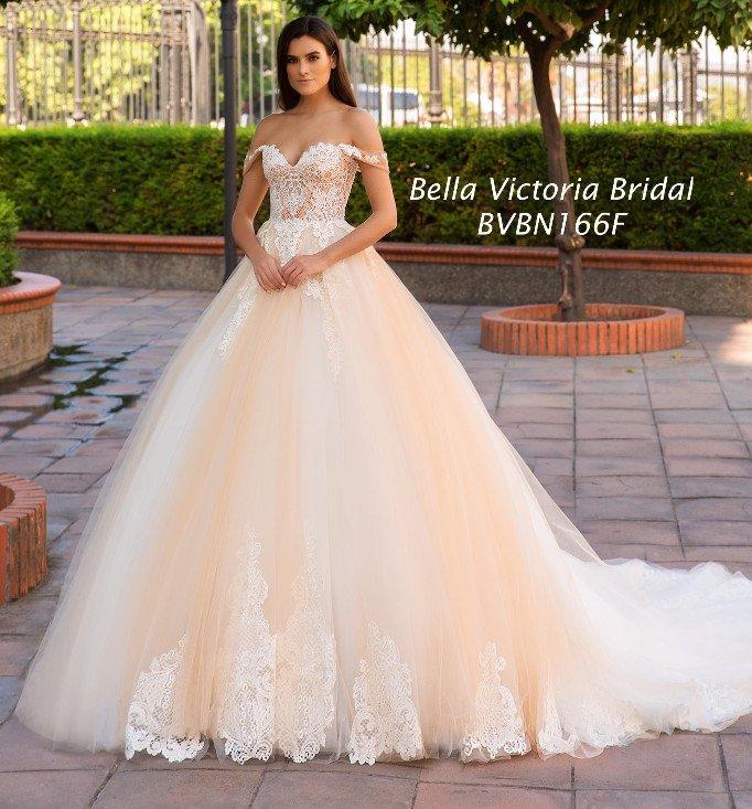 Designer Wedding Gown-a Image