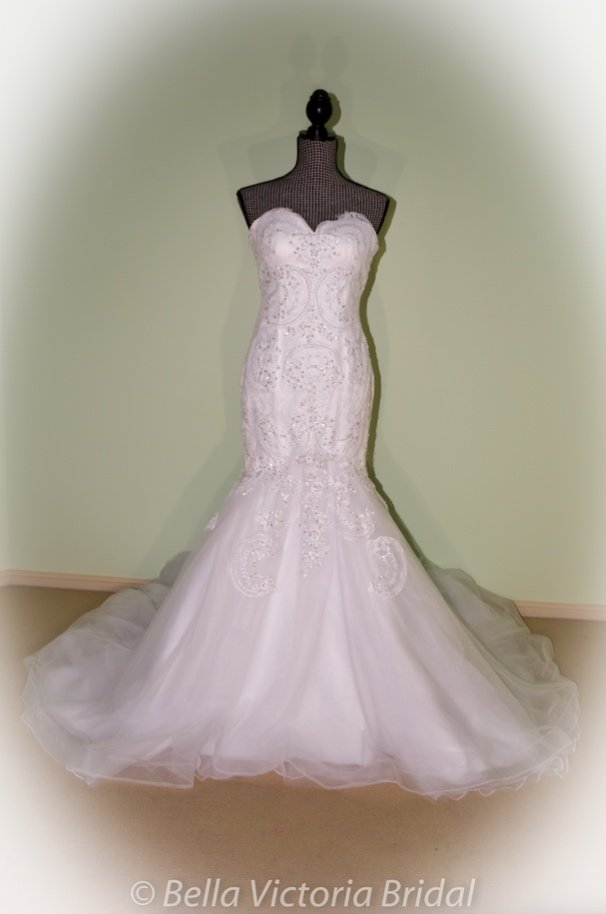 Bella Victoria Bridal Gown Number BVBN111