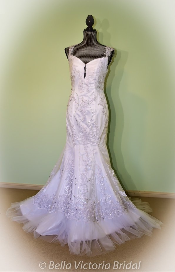 Bella Victoria Bridal Gown Number BVBN120