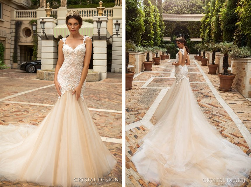 Bridal Gown BVN161