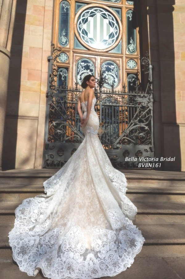Bella Victoria Bridal Wedding Gown BVN161
