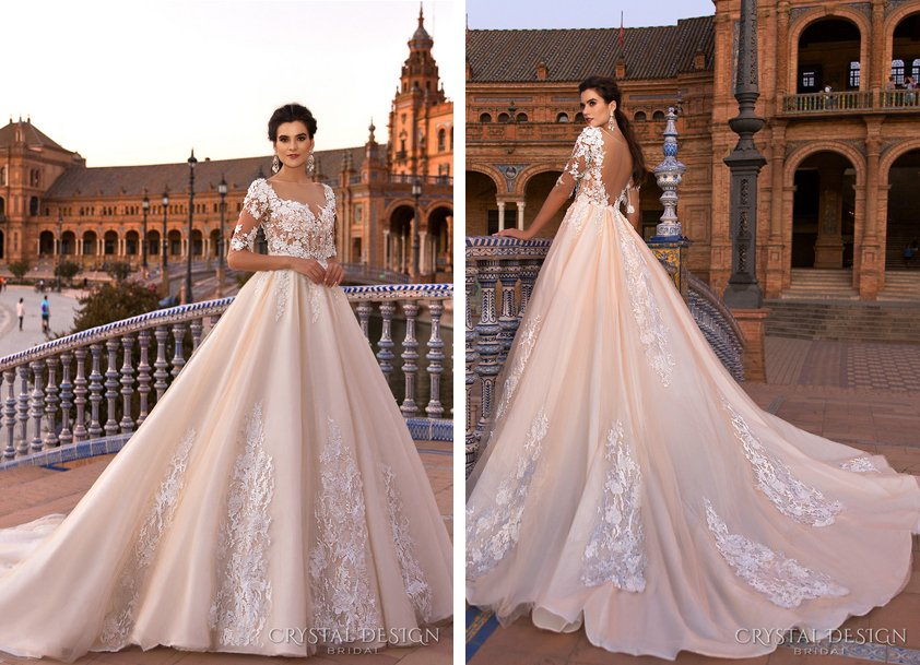 Bridal Gown BVN164