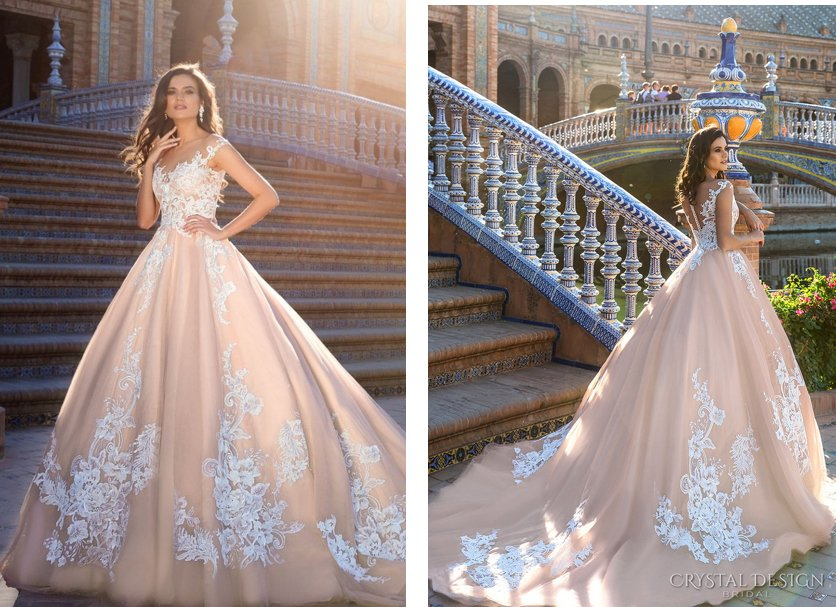 Bridal Gown BVN165