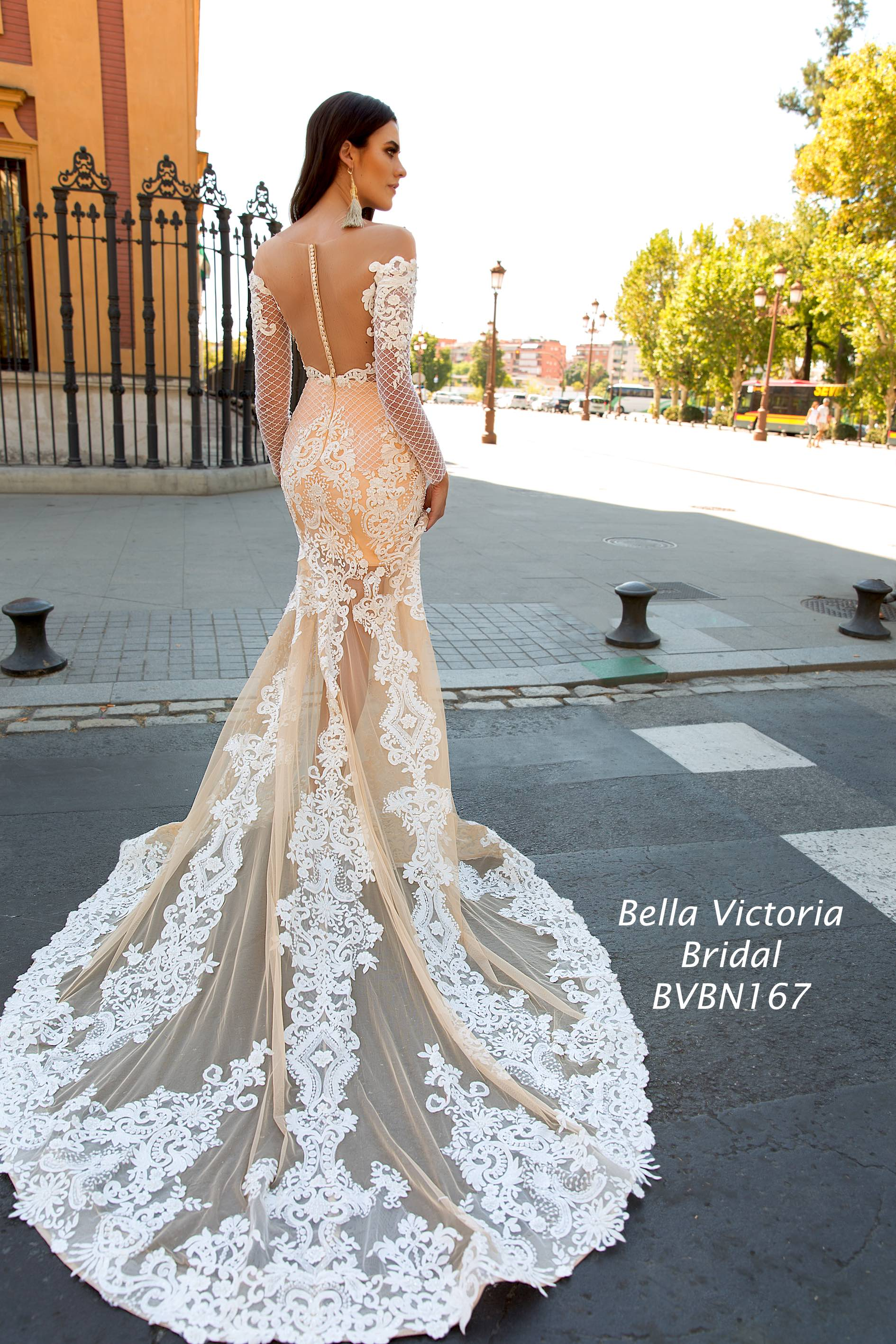Bella Victoria Bridal Wedding Gown BVN167