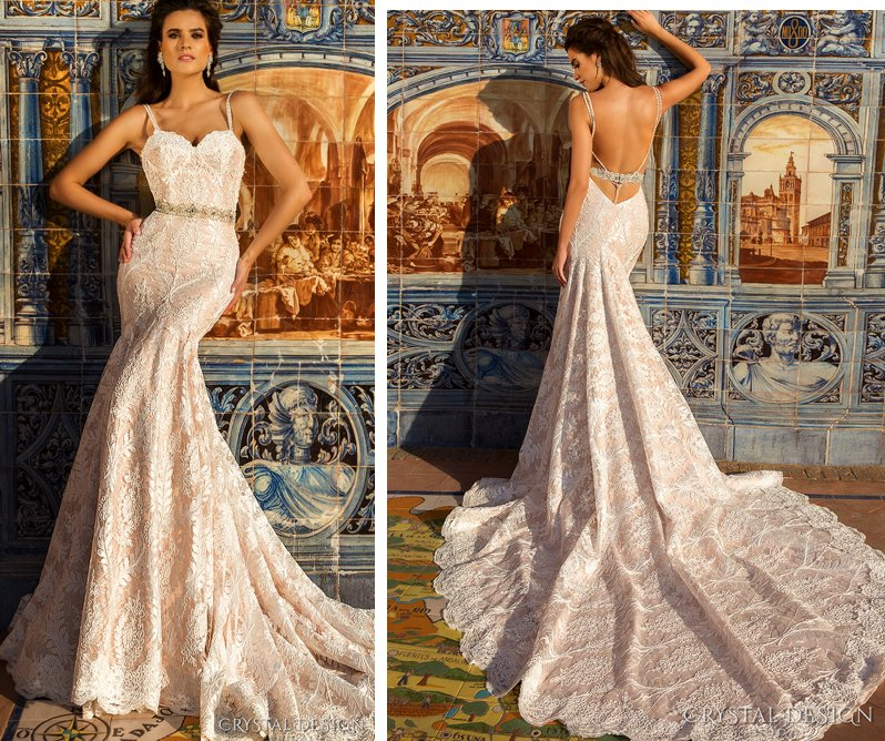 Bridal Gown BVN168