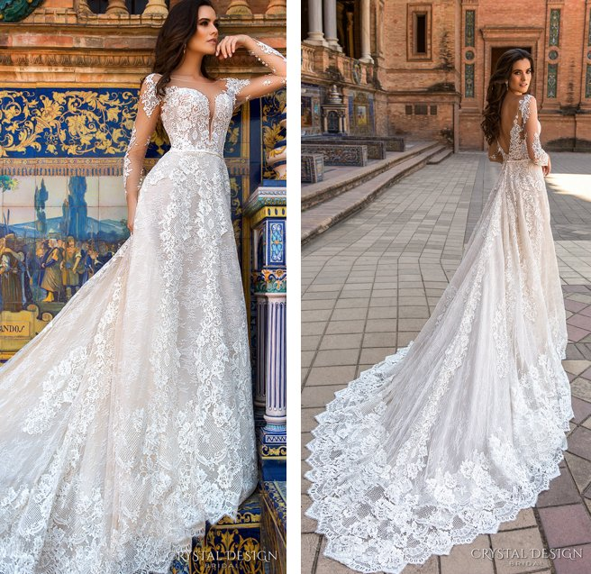 Bridal Gown BVN169