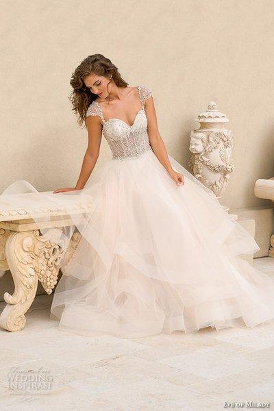 Designer Wedding Gown2 Image