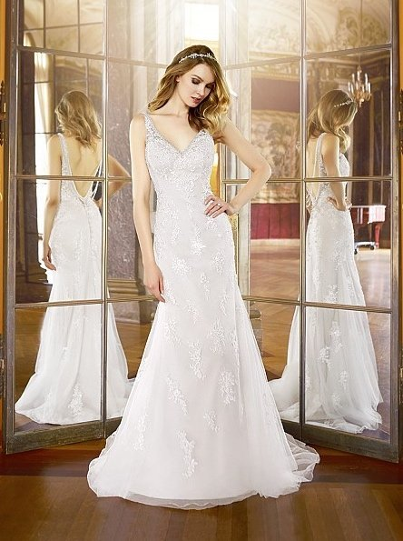 Bella Victoria Bridal Gown Number J6335