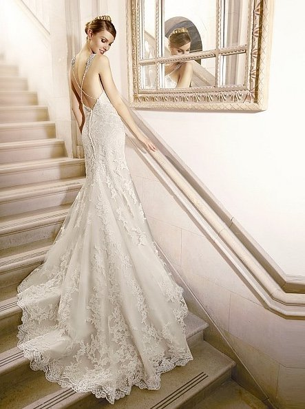 Bella Victoria Bridal Gown Number J6438