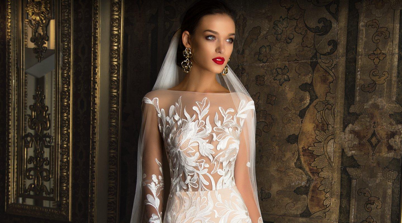 Lace Bridal Gown Image