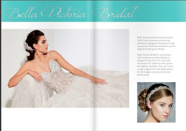 Bella Victoria Bridal Featured in OnTheTrend