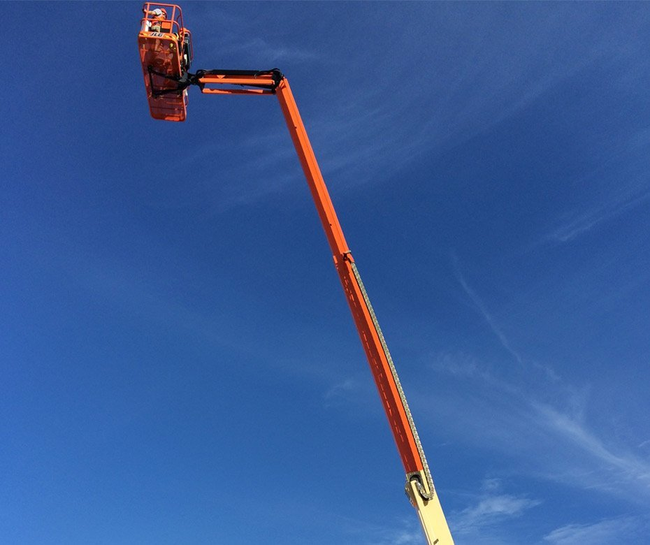 industrial licencing solutions boom lift