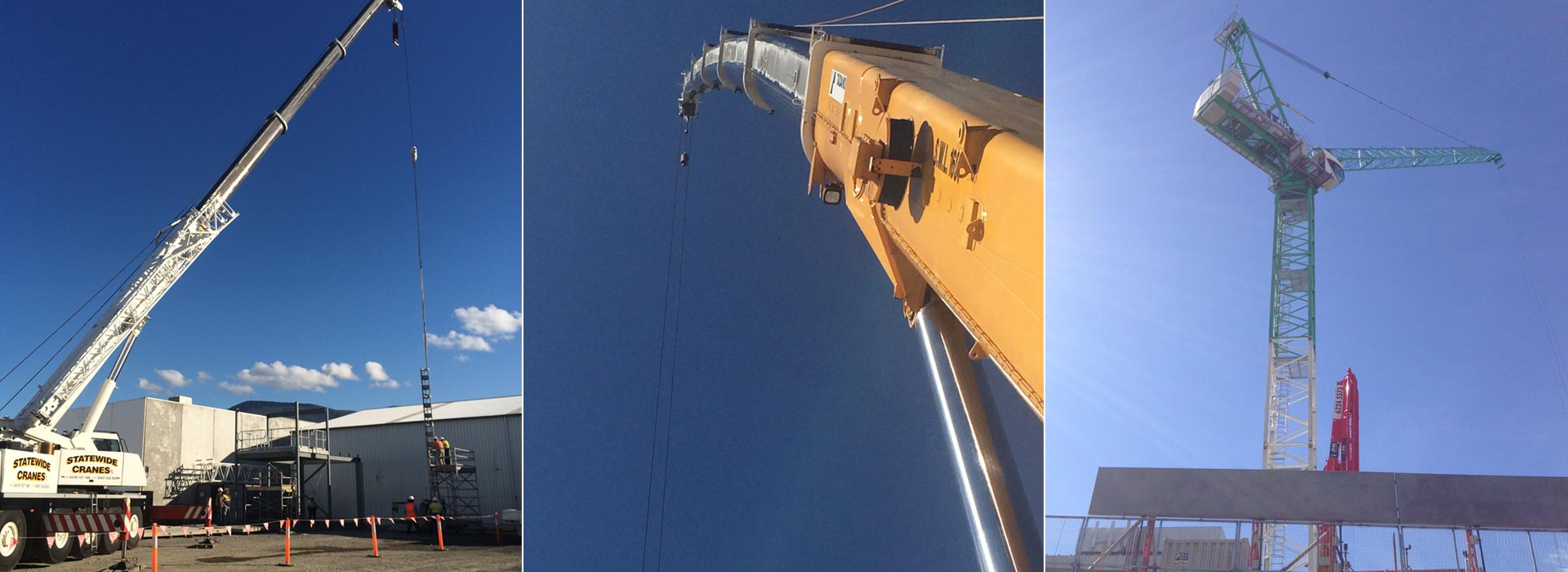 industrial licencing solutions cranes ant view