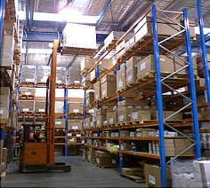 industrial licencing solutions forklift in operation