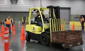 industrial licencing solutions forklift operator