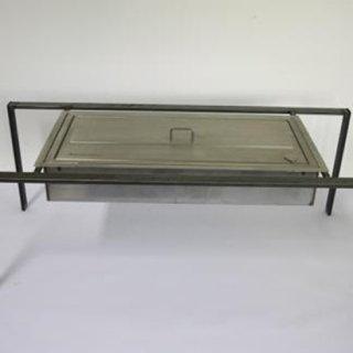 lavorazione del ferro, contenitore in metallo, strutture in metallo
