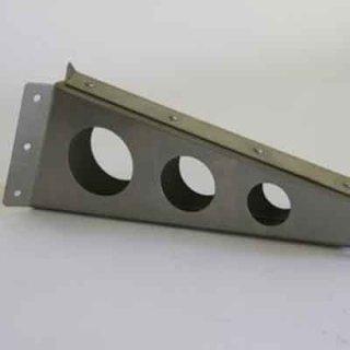 attrezzi in acciaio, pezzi metallici, componenti metalliche