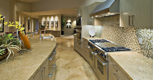 Kitchen tiles installed by experts in West Chester, OH