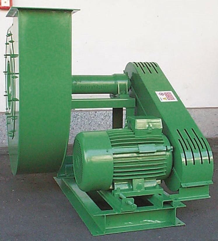 centrifuga a trasmissione