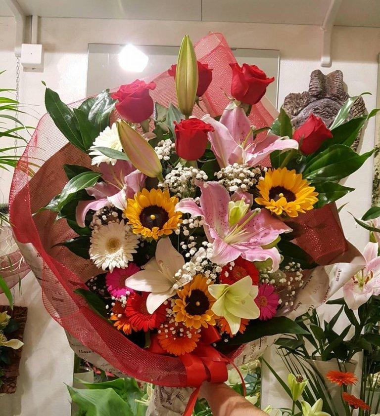 un mondo di fiori