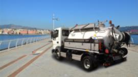 camion spurghi, mezzi per spurgo, camion attrezzati
